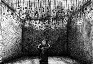 Konzeptskizze Phonismroom